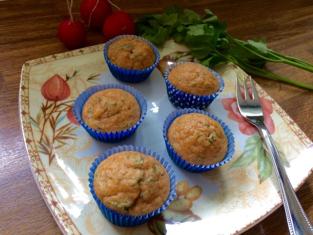 Frischkäse Muffins