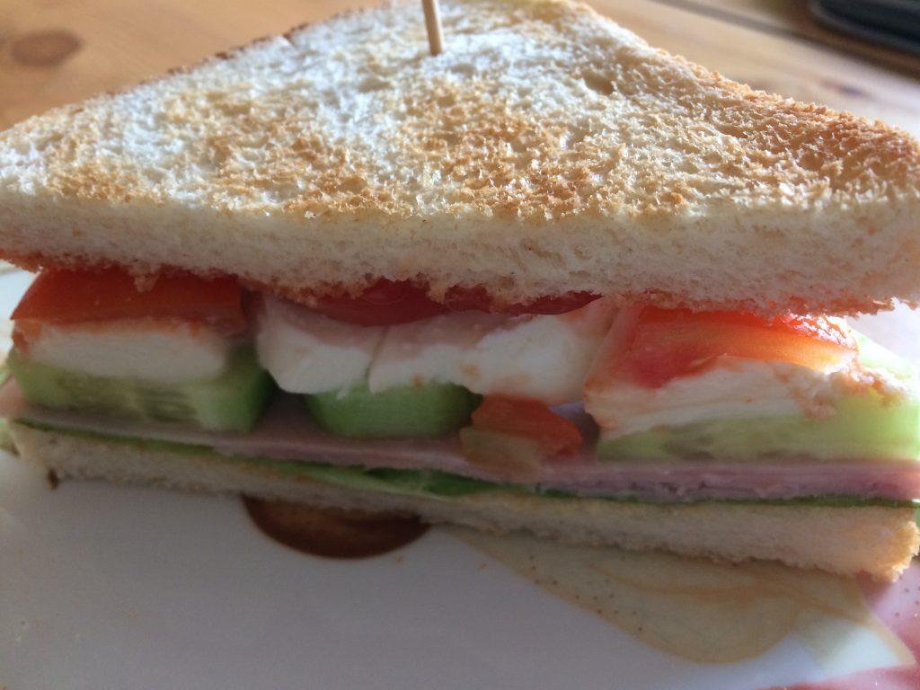 Zaubersandwich