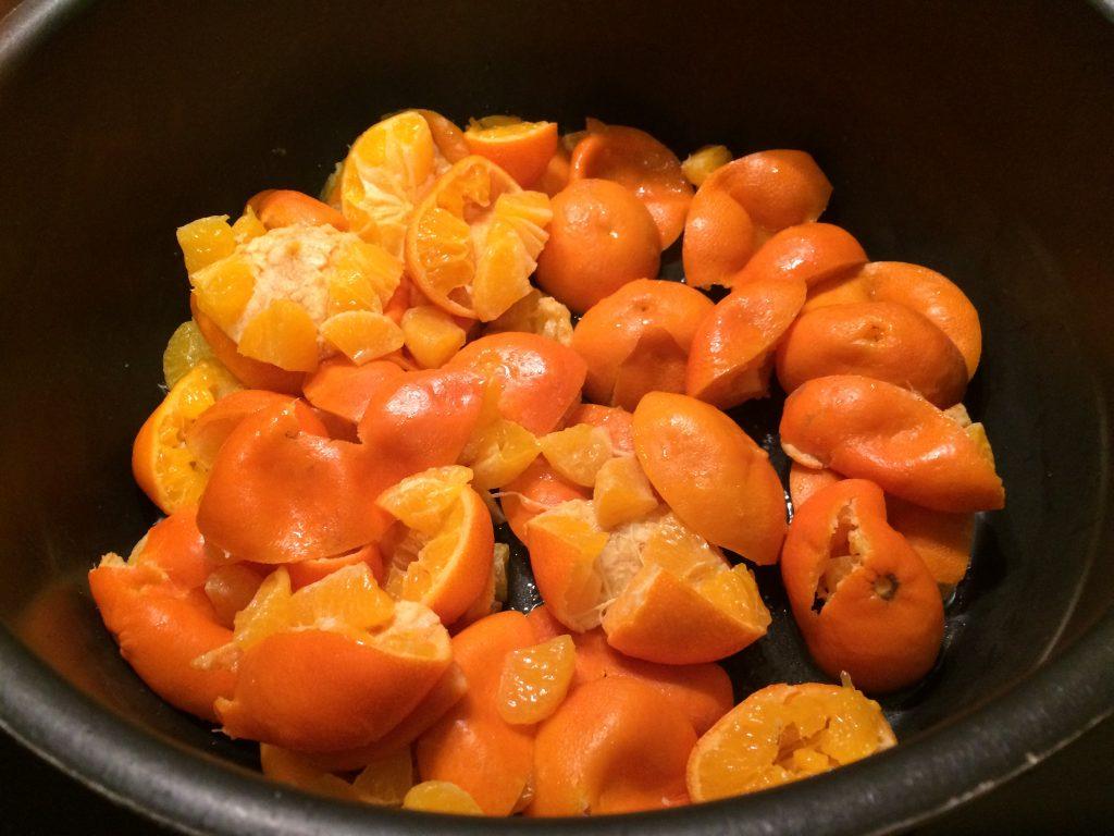 Sizilianische Mandarinen Marmelade