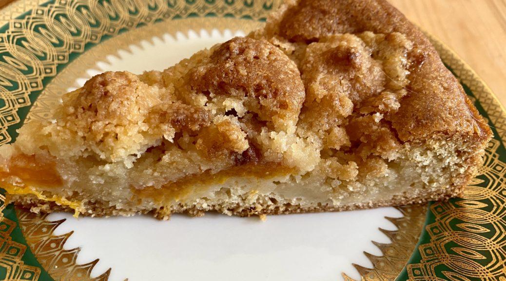 Aprikosen-Streusel Kuchen